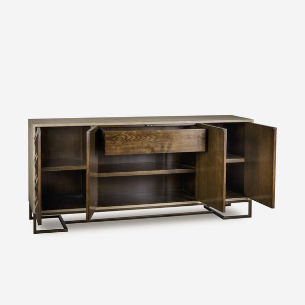 Casey_Sideboard_Angle_Open