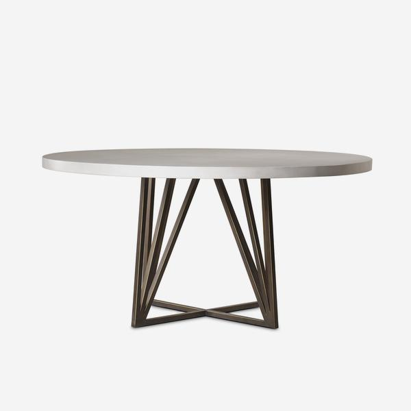 Emerson_Dining_Table_Round_Front