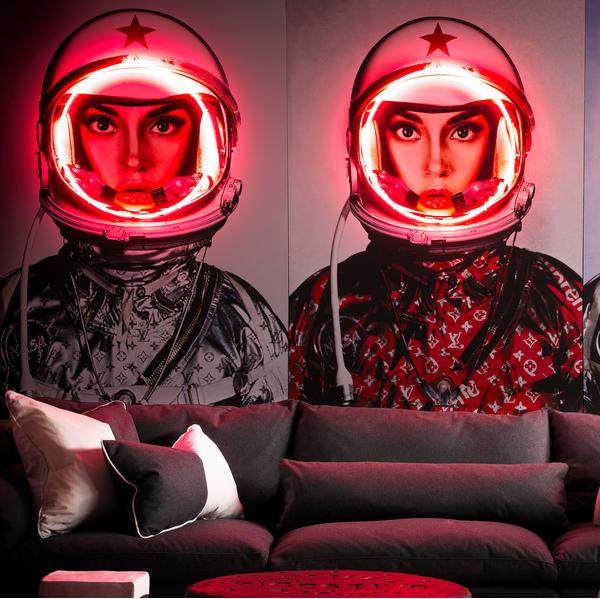 SpaceGirlNeonLifestyle
