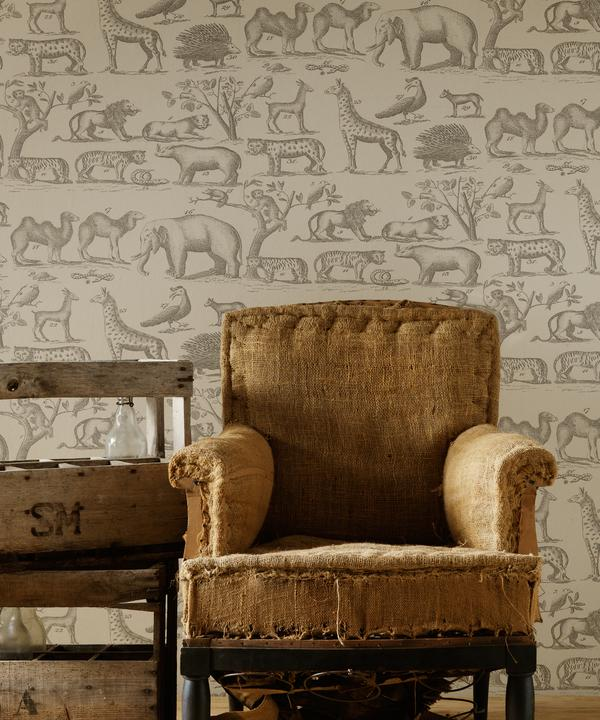 andrew_martin_museum_wallpaper_ark_parchment_2_wallpaper.  andrew_martin_museum_wallpaper_ark_parchment_wallpaper