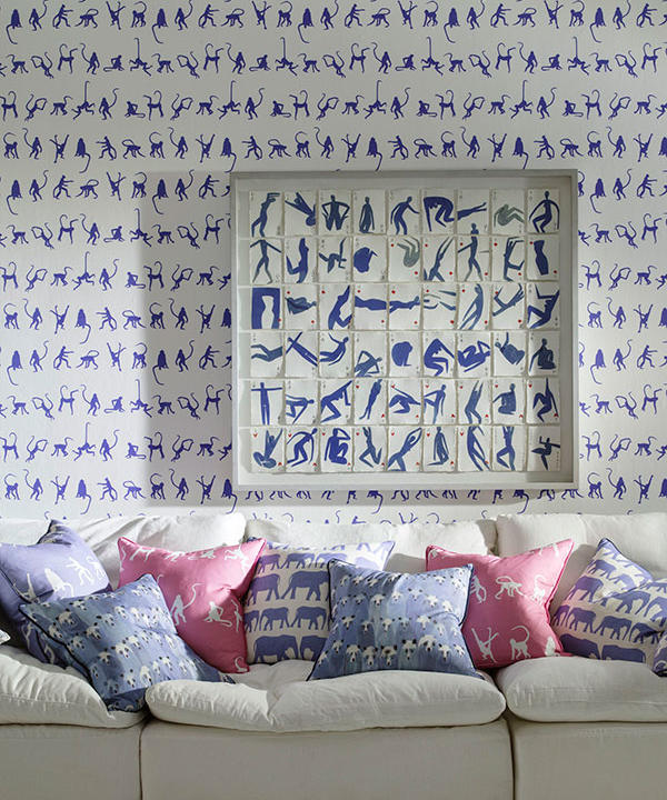 truman_sectional_sofa_white_linen_monkey_puzzle_bluebell_monkey_puzzle_pink_nell_denim___theatre_denim_cushions