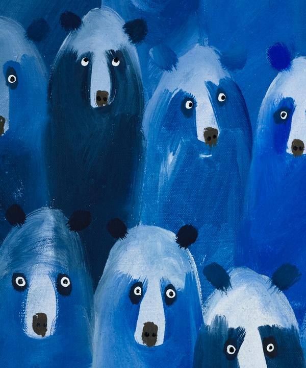 theatre_fabric_blue_bears_painting
