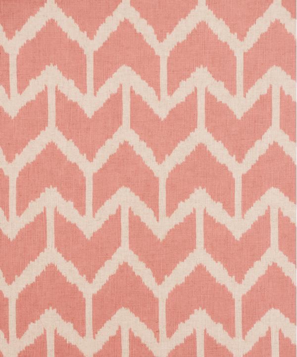 Togo Pink Fabric Detail