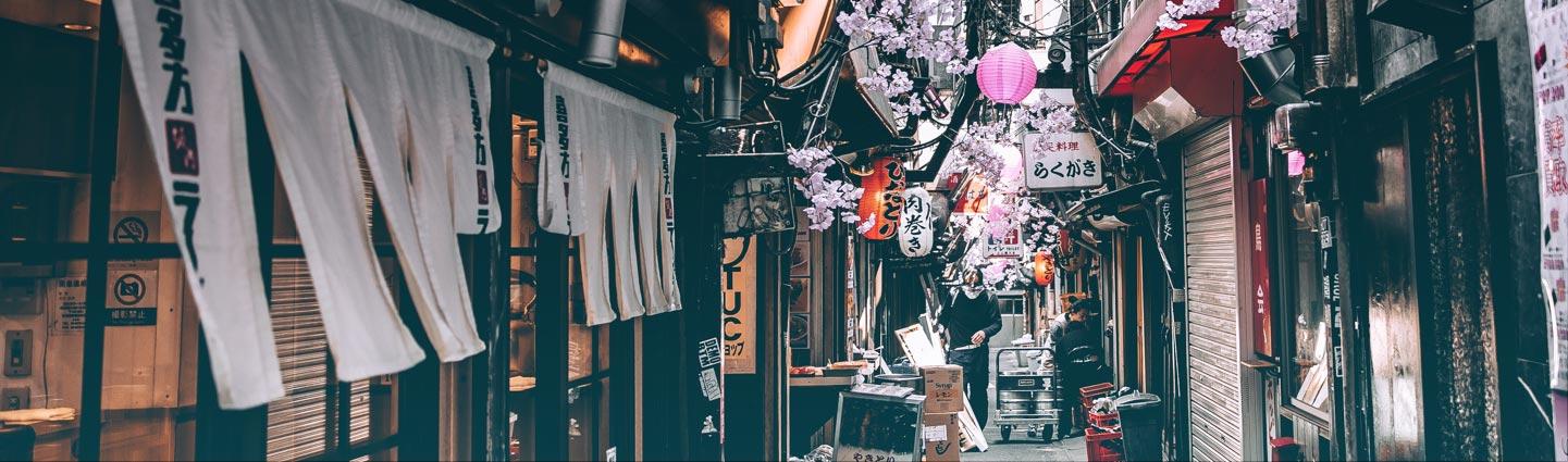 Ver todos los apartamentos en Tokio