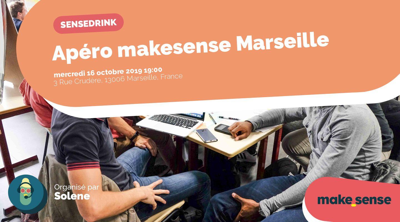 Apéro makesense Marseille
