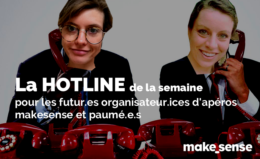 la Hotline de la semaine - session du 15.10.19