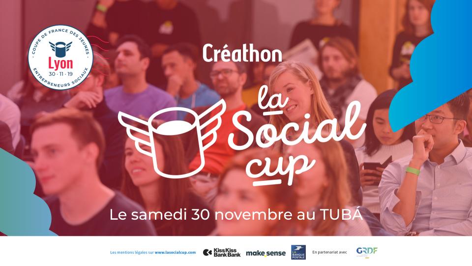 la Social cup - Créathon de Lyon