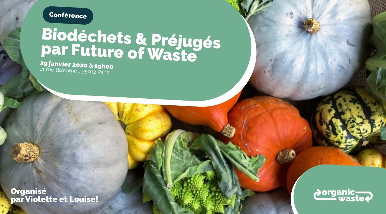 Biodéchets & Préjugés par Future of Waste