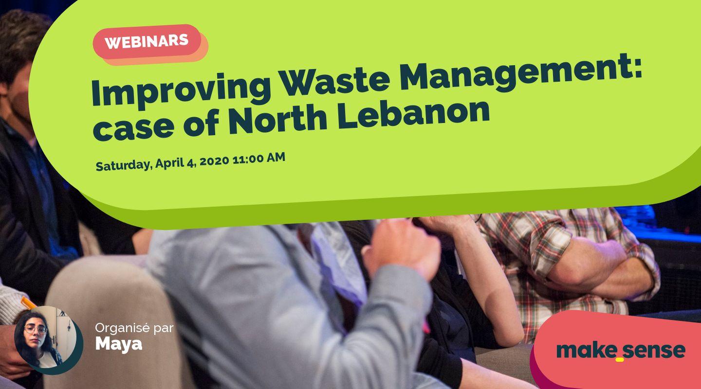 Improving Waste Management: case of North Lebanon