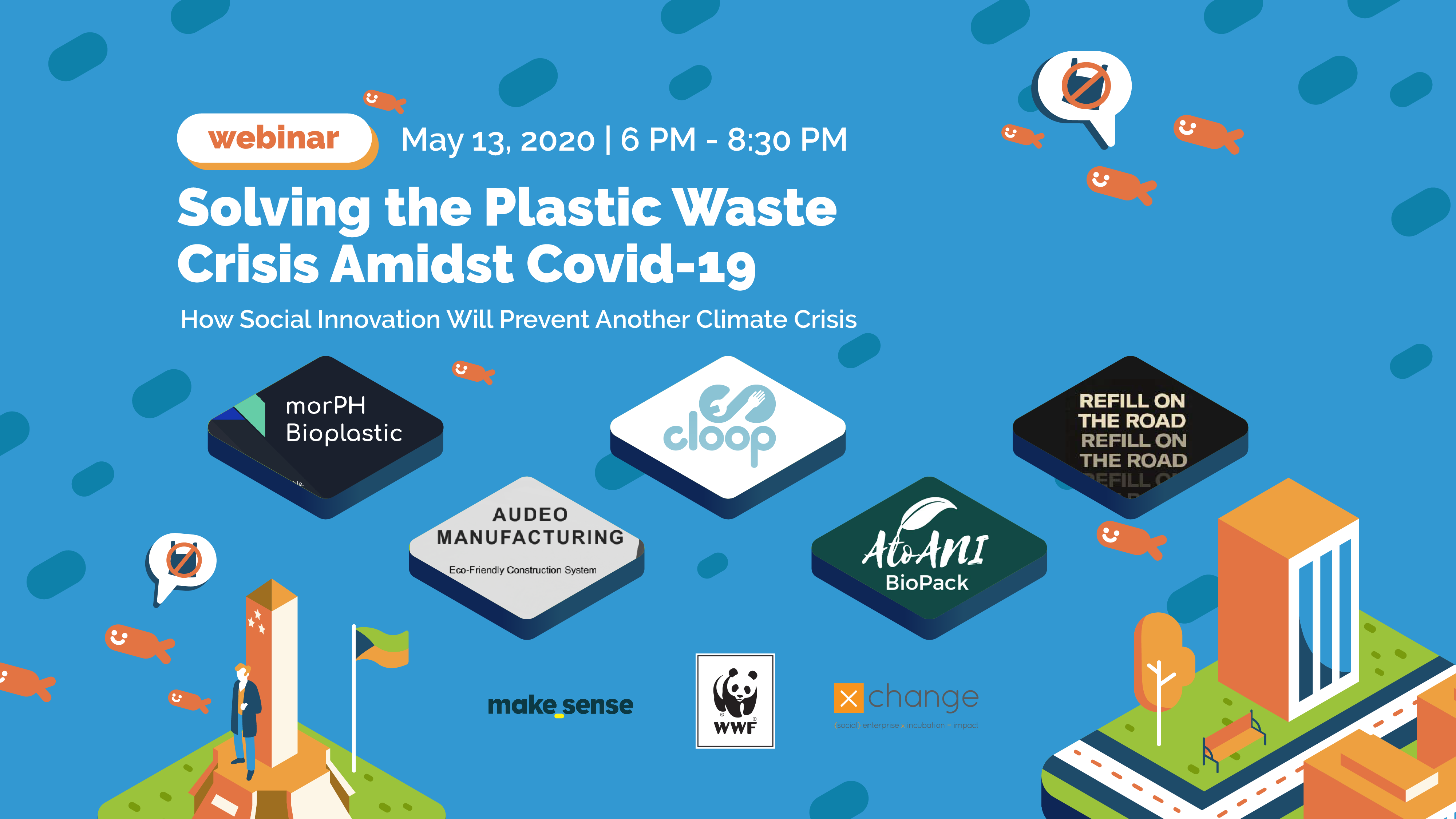 Solving the Plastic Waste Crisis Amidst Covid-19: Social Innovation for a Plastic-Smart Philippines