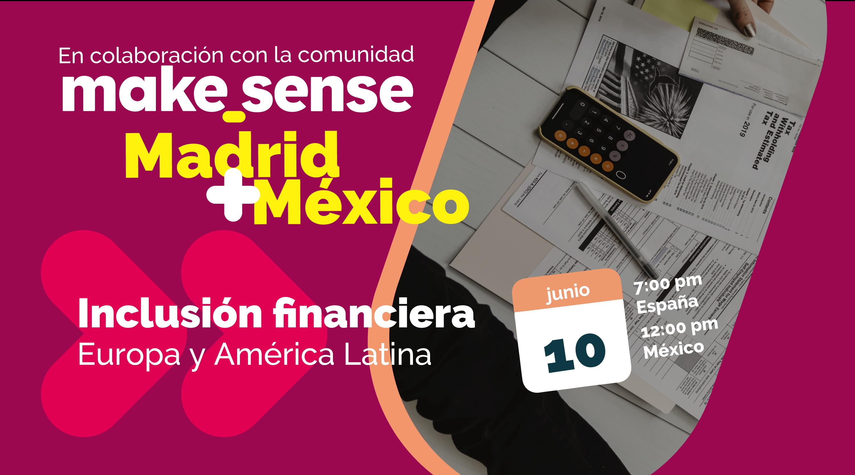 Inclusión financiera: Europa y América Latina