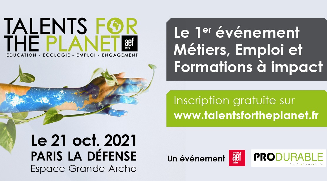 Talents for the planet