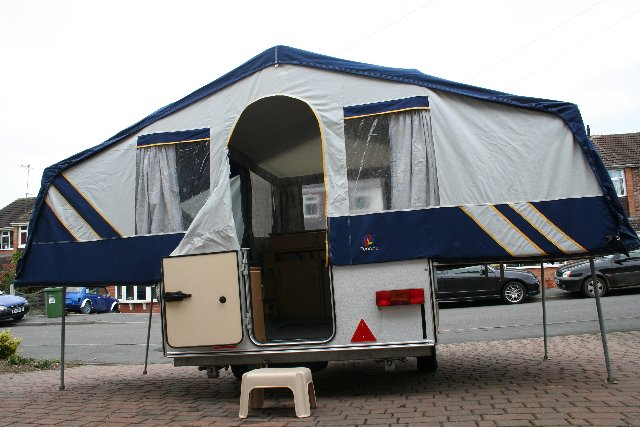 If you are considering selling your folding c&er- look no further! We offer a fast friendly no pressure selling experience. Just contact us with your ...  sc 1 st  Preloved & Used Trailer Tents Buy and Sell in the UK and Ireland | Preloved
