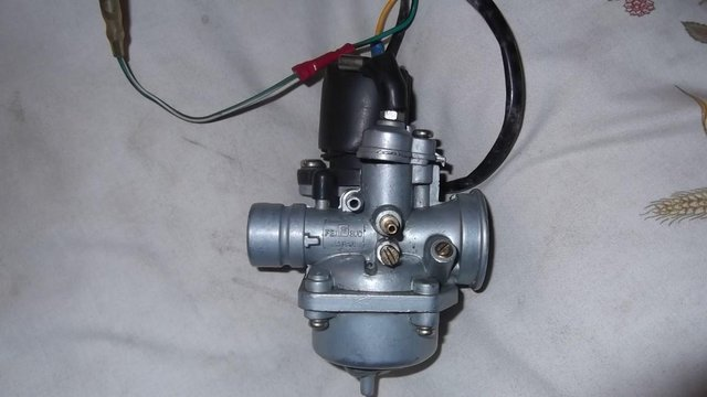 Preview of the first image of yamaha jog carburettor New.