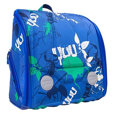 YUU Max Deluxe BUUZ YUUbag Backpack & Fun Pack, Blue