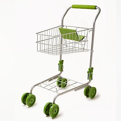 John Lewis & Partners Toy Waitrose Shopping Trolley