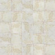 Malena 13 x 13 Ivory Variation