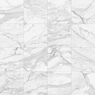 Plata 24 x 24 Statuario Brina Variation
