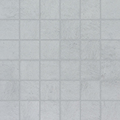 Cinq Grey 2 x 2 in / 5 x 5 cm Mosaic Matte