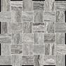 Precept Mica 2 x 2 in / 5 x 5 cm Basketweave Mosaic Matte