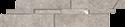 Ritz Gray Ritz Gray 6 x 24 in / 15 x 60 cm Honed Cubics