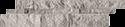 Ritz Gray Ritz Gray 6 x 24 in / 15 x 60 cm Split Face
