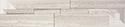 Strada Mist 6 x 24 in / 15 x 60 cm Cubics Panel Honed