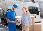 Courier fleet management