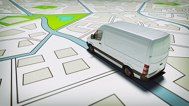 Vehicle tracking cost
