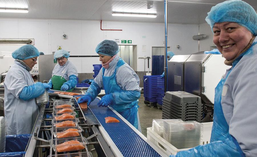 Aquascot partners' sustainability initiatives tackle waste & plastic usage