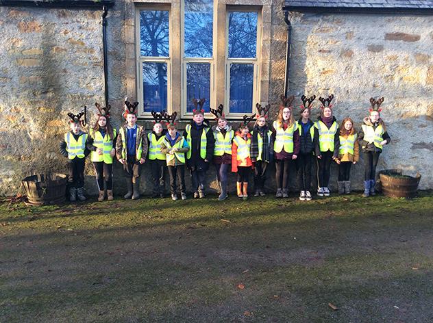 Ardross Primary School Pupils Go Exploring