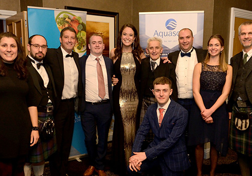 Aquascot sponsors Highlands & Islands Food & Drink Awards