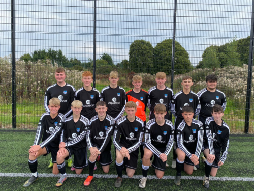 Proud Sponsors of Alness United FC U18s