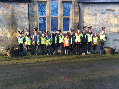 Ardross Primary School Pupils Go Exploring