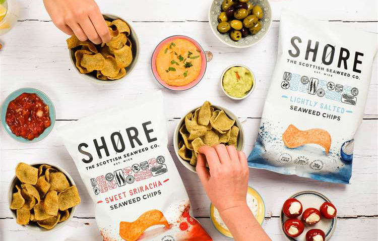 Spotlight on SHORE —The Scottish Seaweed Co.