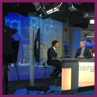Atlas' Simon Larkin MW live on Bloomberg