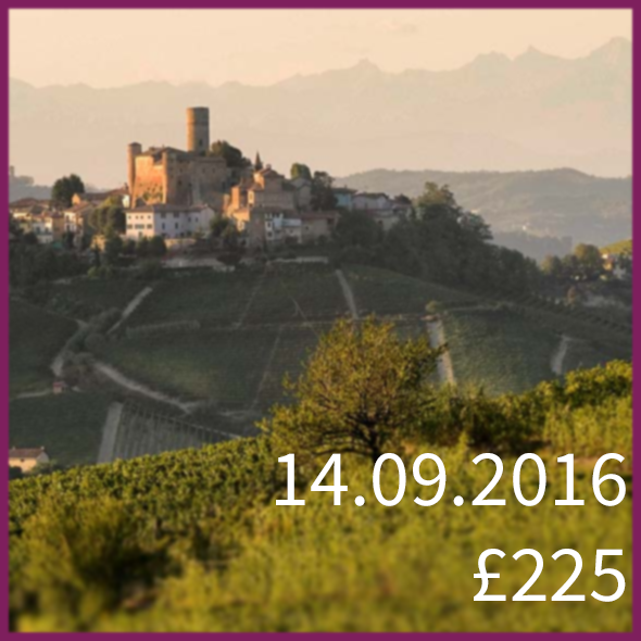The Vietti Tasting and Dinner