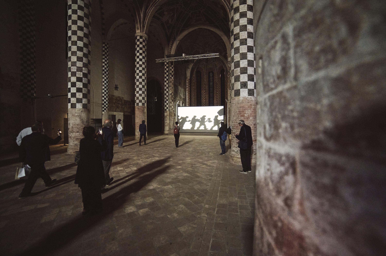 Fondazione CRC Rivoli Kentridge San Domenico Alba