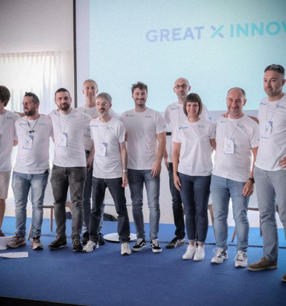 Gli organizzatori del Festival di Great Innova