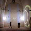 "E luce fu, Cuneo - Complesso Monumentale San Francesco: Olafur Eliasson, ""The sun has no money"""