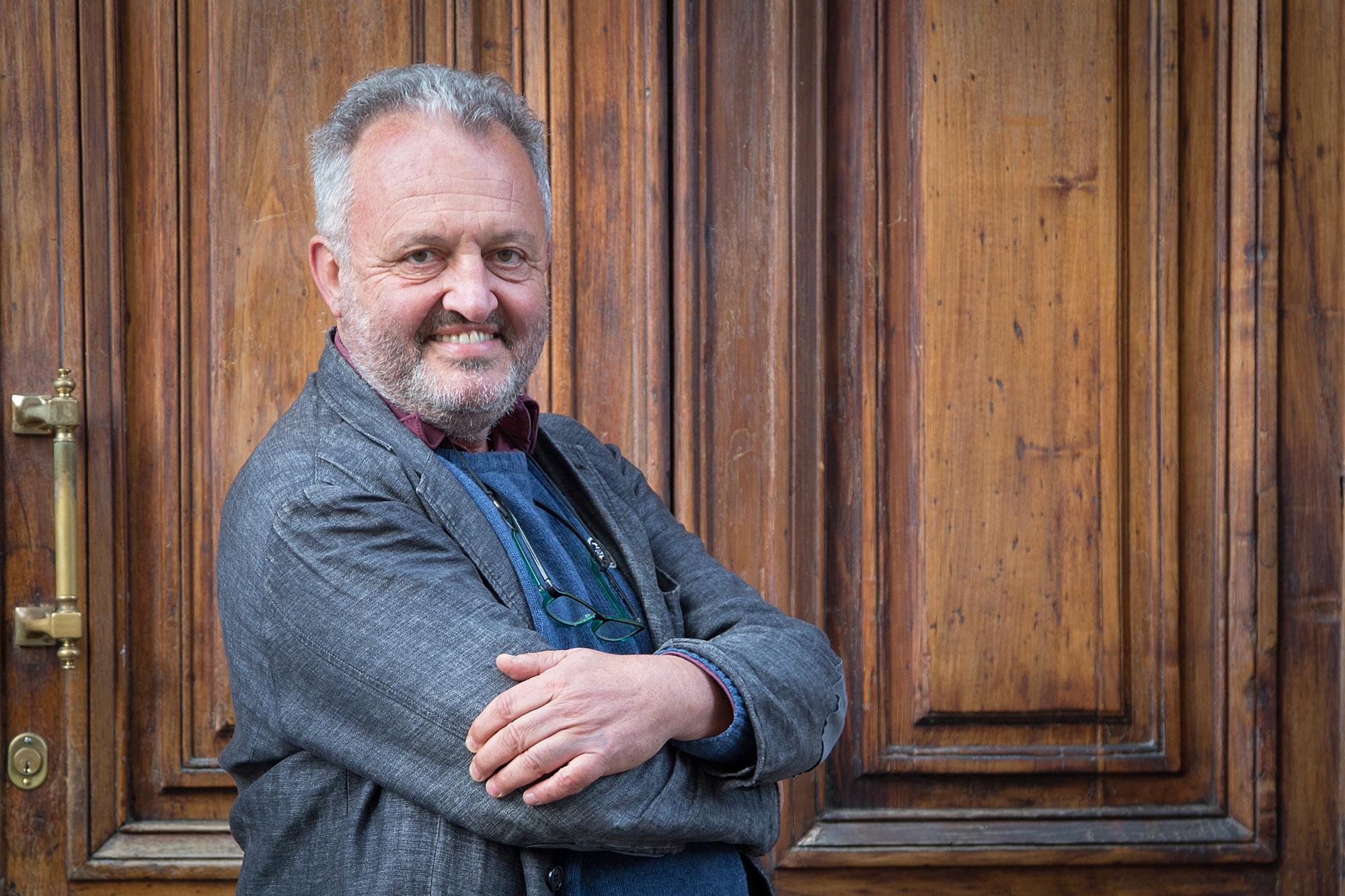 Steve Della Casa, critico cinematografico, autore e conduttore radiofonico