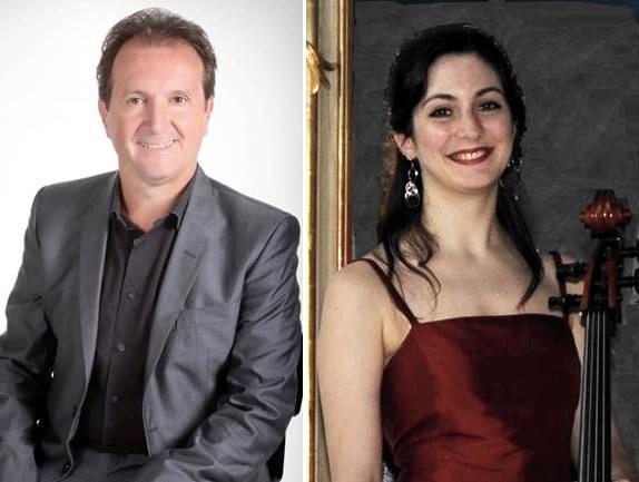 GM Bonino e Milena Punzi