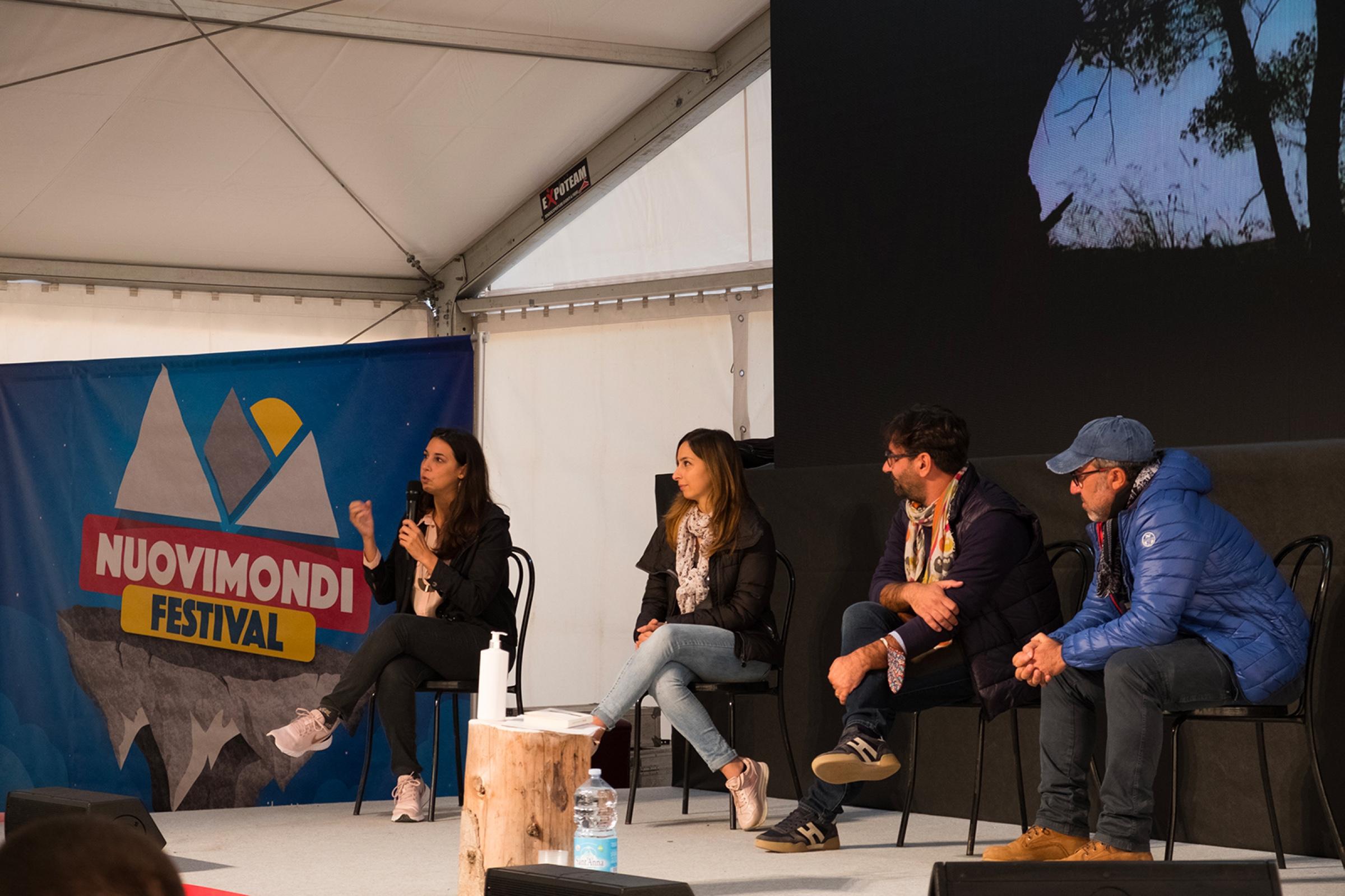 Giovani delle Aree Interne italiane protagonisti al Nuovi Mondi Festival del 2020