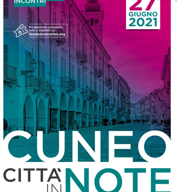 Cuneo Città in note