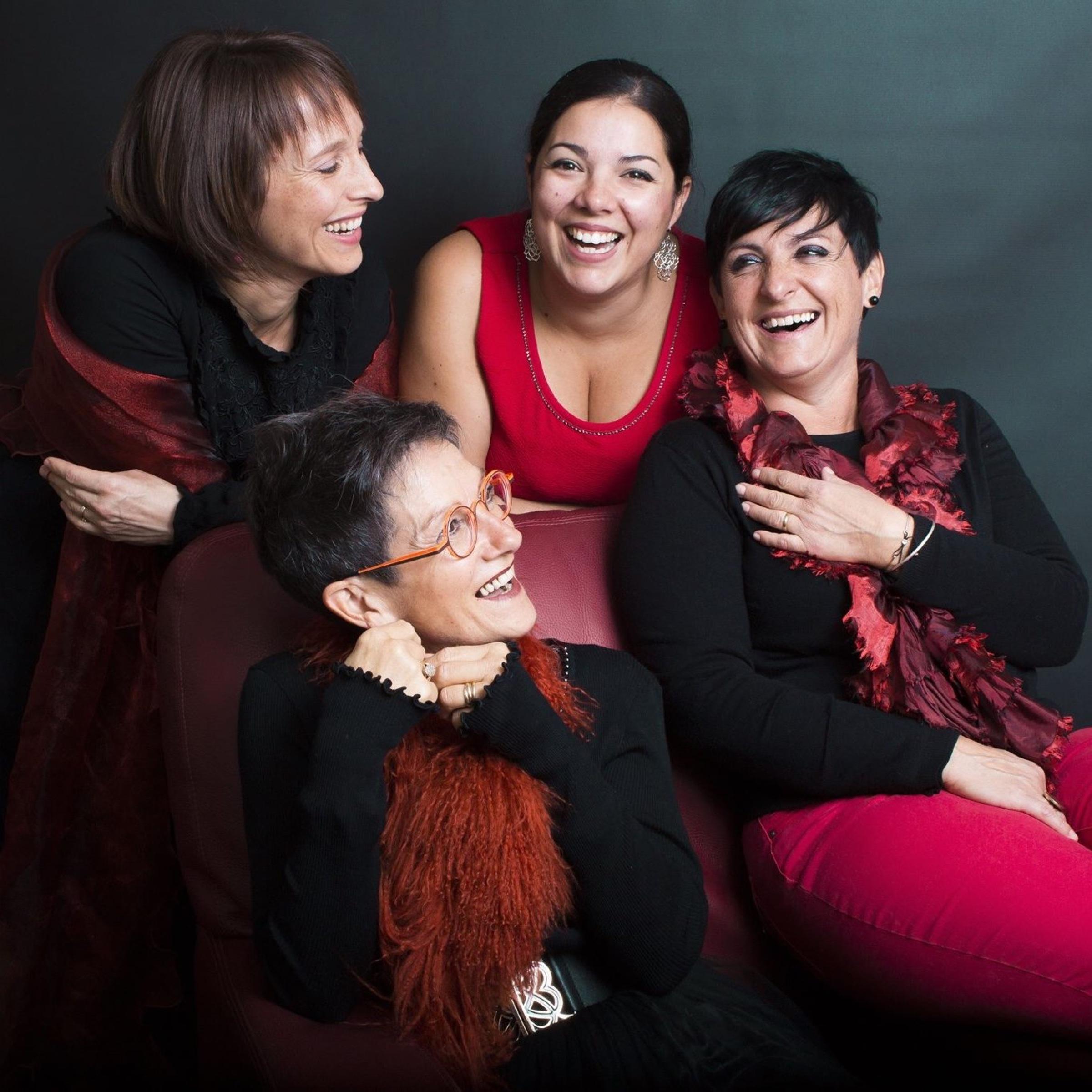 Il quartetto Daunas de còr si esibirà con Robert Matta venerdì 30 luglio a Melle