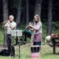 Robert Matta si esibirà con il quartetto Daunas de còr venerdì 30 luglio a Melle