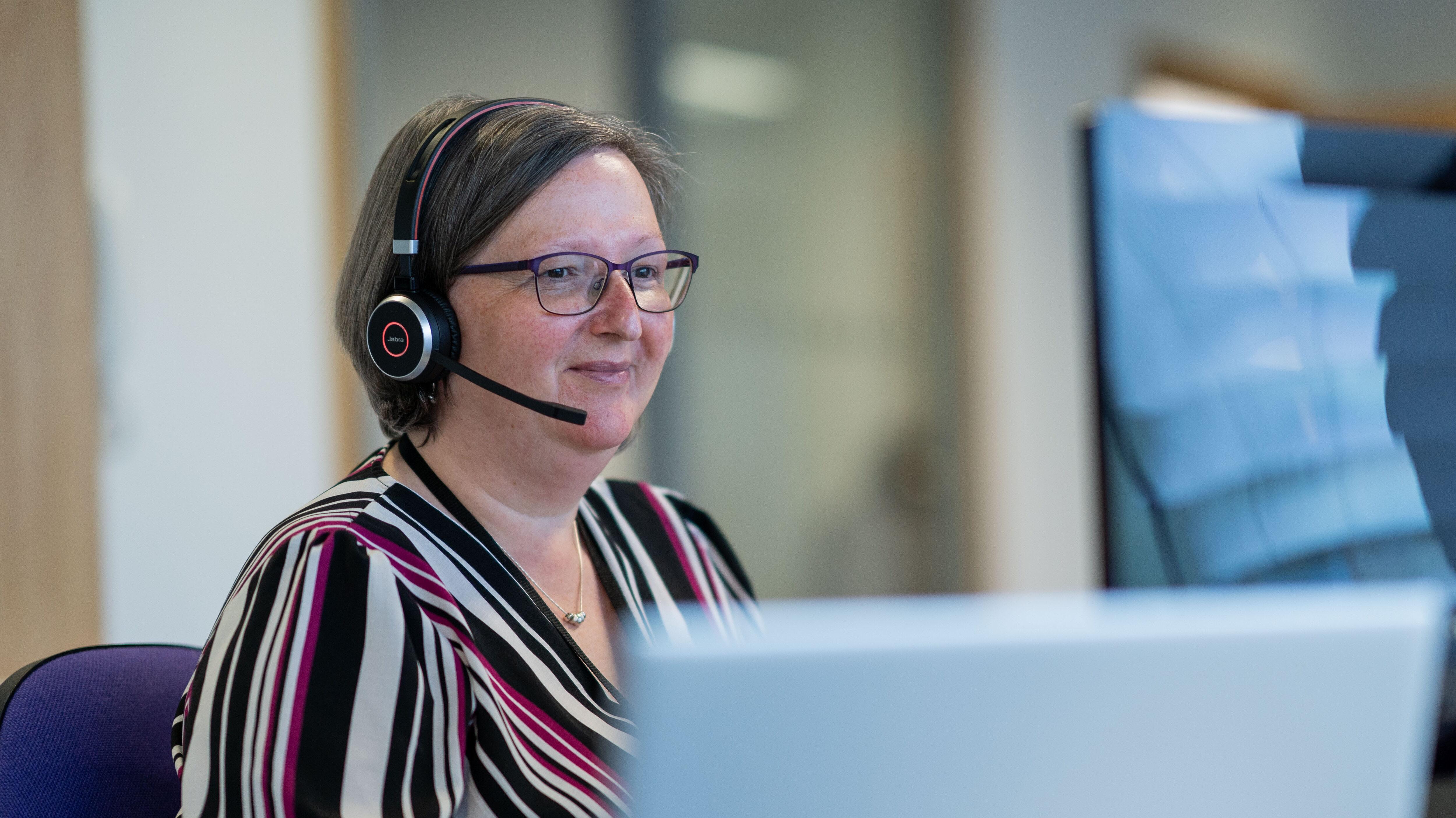 Meet Fiona Watt – our new Customs Administrator