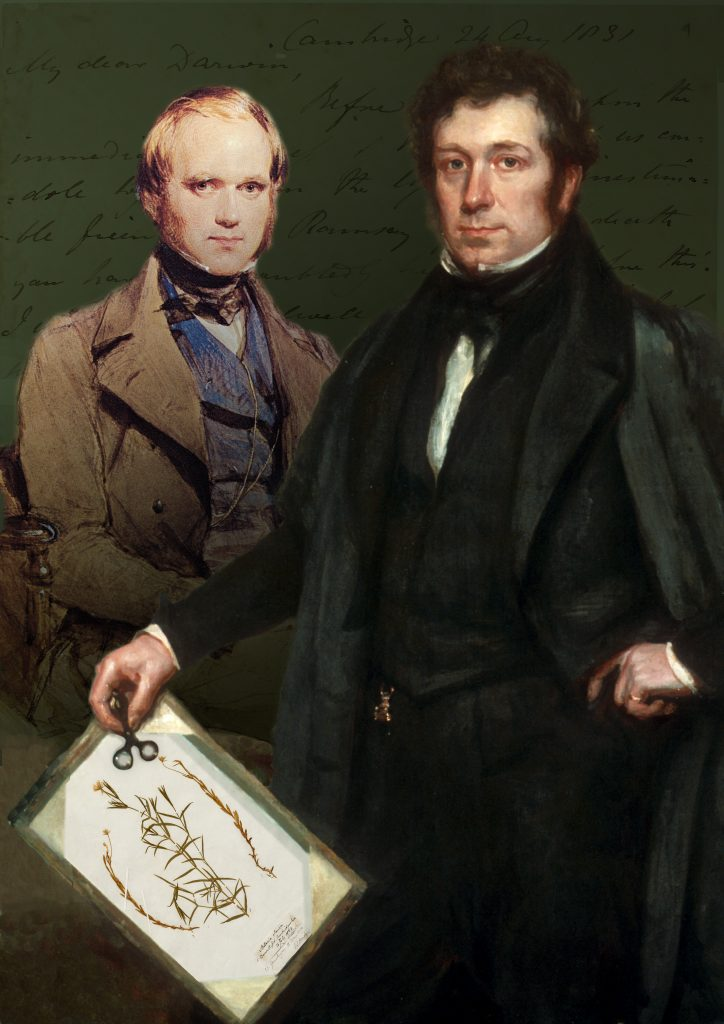 Darwin and Henslow