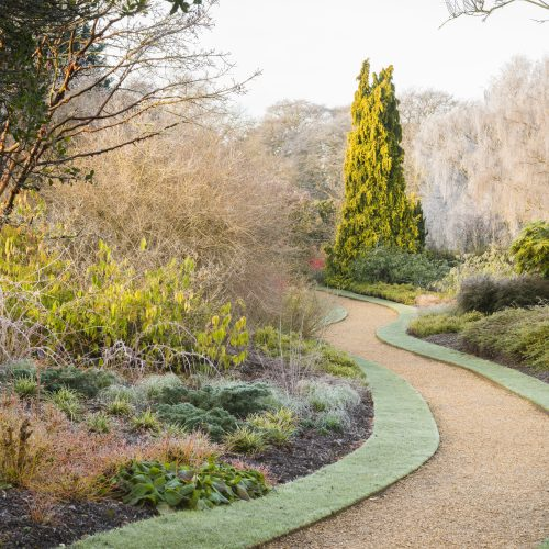 Key characteristics of the Winter Garden