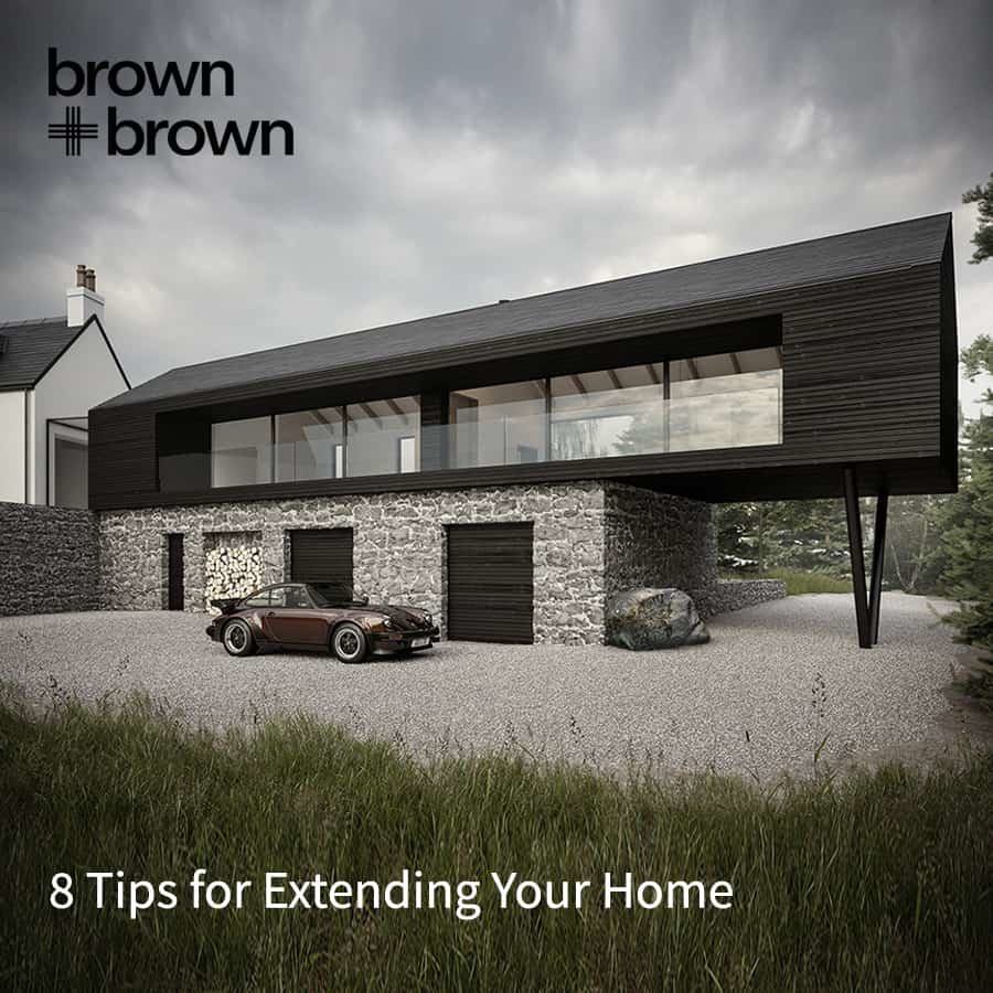 8 tips for extending your home
